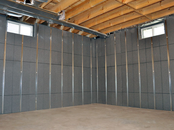 basement insulation energy efficiency products