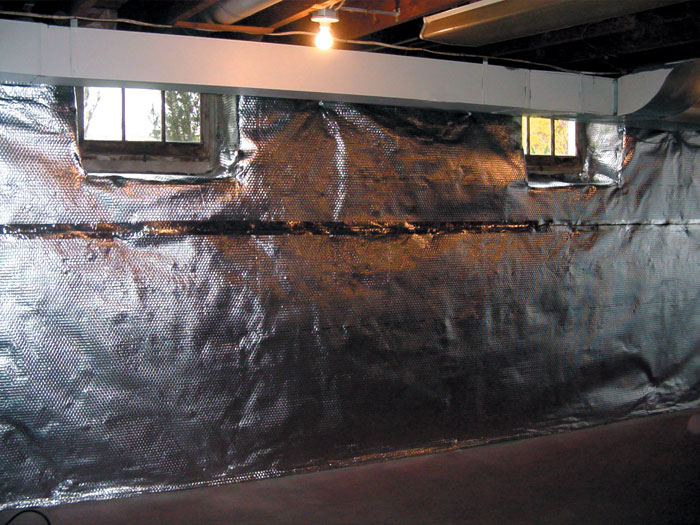 Basement Insulation Amp Energy Efficiency Products
