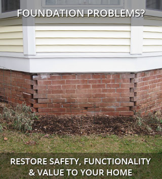 Foundation problems in Province of Quebec