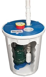 Triple Safe™ Sump Pump